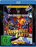 Defenders of the Earth - Die komplette Serie [Blu-ray]