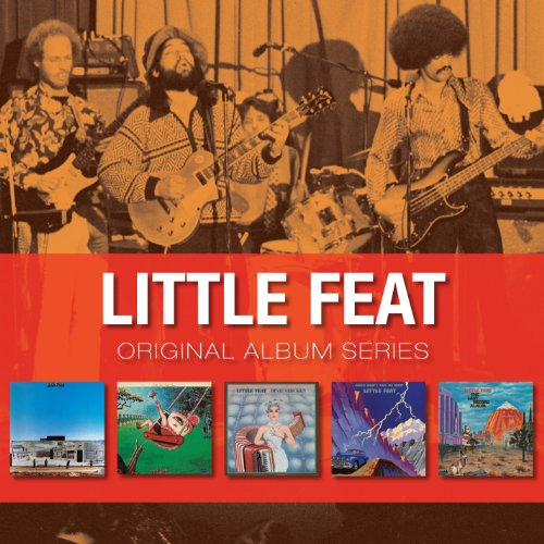 Little Feat - Rad Gumbo: The Complete Warner Bros. Years 1971-1990 (CD02) - Zortam Music