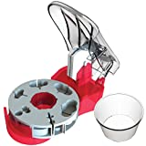 Prorx Disc Pill Cutter Medifacx with One Pill Catch Cup