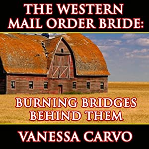 Burning Bridges Behind Them Audiobook