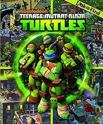 Look and Find: Nickelodeon: Teenage Mutant Ninja Turtles