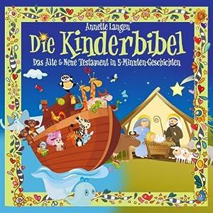 Die Kinderbibel Hörbuch