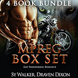 Mpreg Box Set Audiobook
