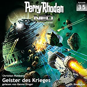 Die Geister des Krieges (Perry Rhodan NEO 35) Hörbuch