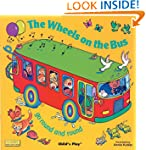 Wheels on the Bus,the-Board Book