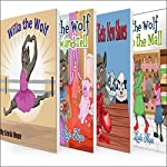 Willa the Wolf Collection: Fun Time Series | Leela Hope