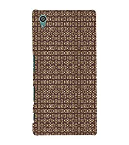 Speakers Abstract 3D Hard Polycarbonate Designer Back Case Cover for Sony Xperia Z5 :: Sony Xperia Z5 Dual (5.2 Inches)