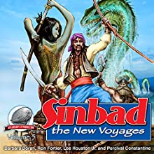 Sinbad: The New Voyages, Volume 5 Audiobook by Barbara Doran, Ron Fortier, Lee Houston Jr., Percival Constantine Narrated by Arch Stanton