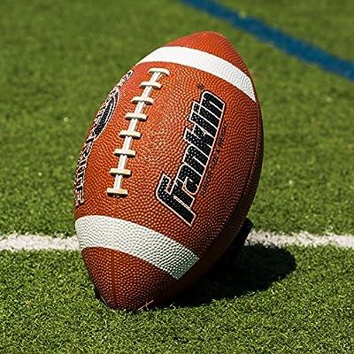 Franklin Sports Grip-Rite Football (Junior Size)