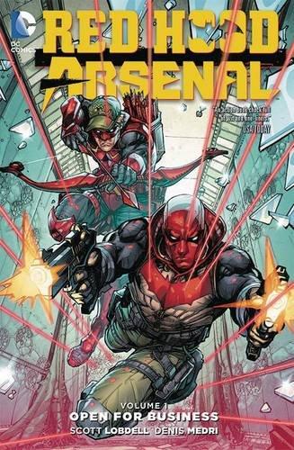Red Hood Arsenal TP Vol 1