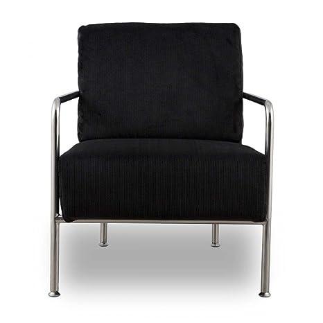 SOLDES : Fauteuil design X-Bang Couleur Noir