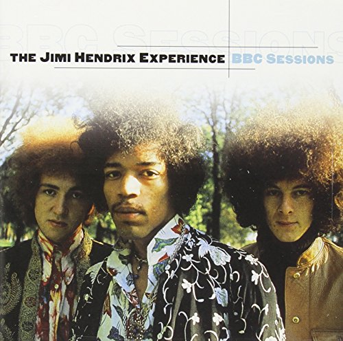 CD : JIMI HENDRIX - Bbc Sessions