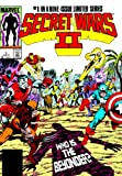 img - for Secret Wars II Omnibus book / textbook / text book