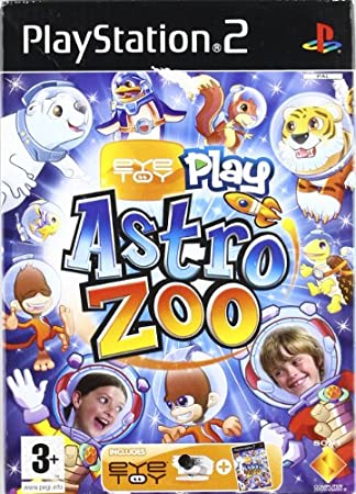Eye Toy Astrozoo+Camara