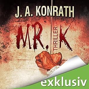 Mr. K Hörbuch