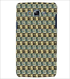 PrintDhaba Pattern D-5929 Back Case Cover for SAMSUNG GALAXY J5 (Multi-Coloured)