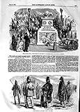 1854 Military Trophy Birmingham Winter Clothing Crimea