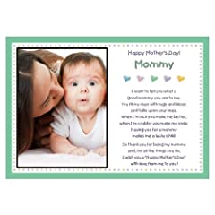 5x7 Picture Frame for Mommy on Mother
