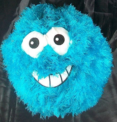 "Fuzzbies Play Ball 10"" ""Wonkie"" Turquoise - 1"