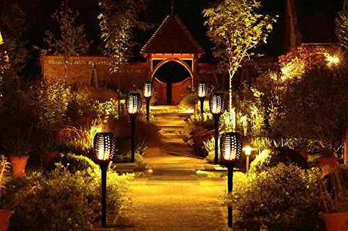 Tiki Torches Lights for Garden