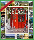 img - for 365 Days in Ireland 2014 Wall Calendar book / textbook / text book