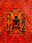 PAINTINGS PORTRAIT BUDDHA TIBETAN THA...