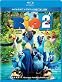 Rio 2 (Bilingual) [Blu-ray + DVD + Digital Copy]