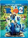 Rio 2 (Bilingual) [Blu-ray + DVD + Digital Copy]