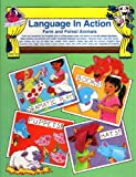 img - for Language in Action: Farm and Forest Animals book / textbook / text book