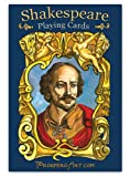 """Shakespeare """"Double Deck"""" Playing Card Set"""