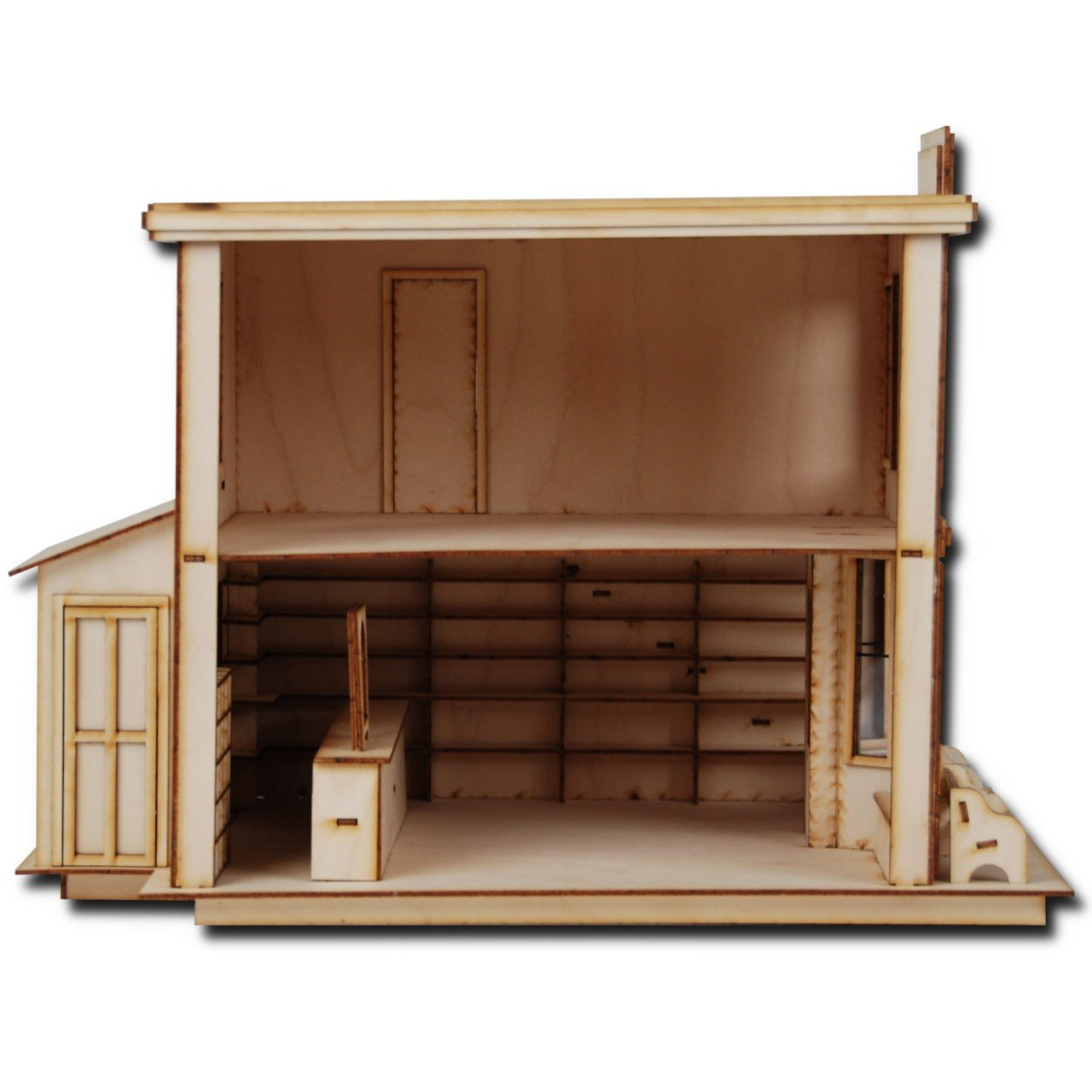 Dollhouses, Dollhouse Kits And General Store On Pinterest