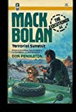 Terrorist Summit (Mack Bolan Executioner Series No.44) (0373610440) by Pendleton, Don