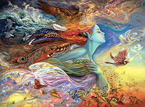 Buffalo Games Josephine Wall: Spirit of Flight - 1000 Piece Jigsaw Puzzle by Buffalo Games
