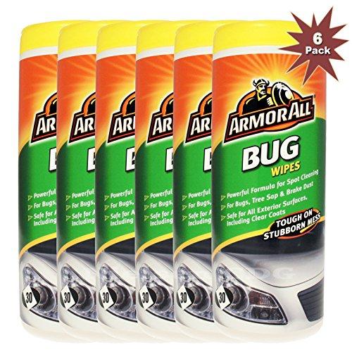 armorallr-75130en-bug-wipes-tub-of-30-6pk