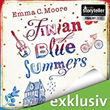Finian Blue Summers oder: Was wir sagen, wenn wir schweigen Hörbuch von Emma C. Moore Gesprochen von: Moritz Pliquet, Carolin Sophie Göbel