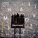 ORBIT - Music for Solo Cello