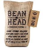 Bean Head Premium Organic Coffee, 340gm