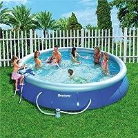 Riesiger Transportabler Swimming Pool 457cm Schwimmbecken Bassin 10179l Inkl Dvd bei aufblasbar.de