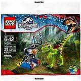 LEGO Jurassic World Gallimimus Trap Set #30320 [Bagged]