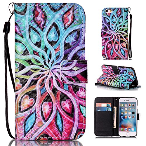 roreikes-apple-iphone-6s-hulle-iphone-6-case-47-zoll-hulle-muster-blume-strap-wallet-handschlaufe-co