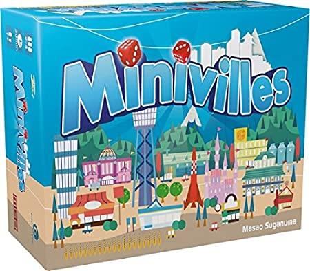Moonster Games - Minivilles