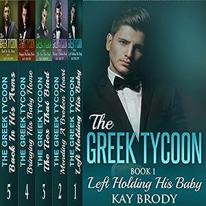 The Greek Tycoon, Books 1-5 Bundle Audiobook
