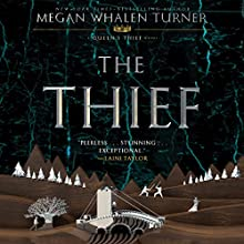 The Thief Audiobook by Megan Whalen Turner Narrated by Steve West