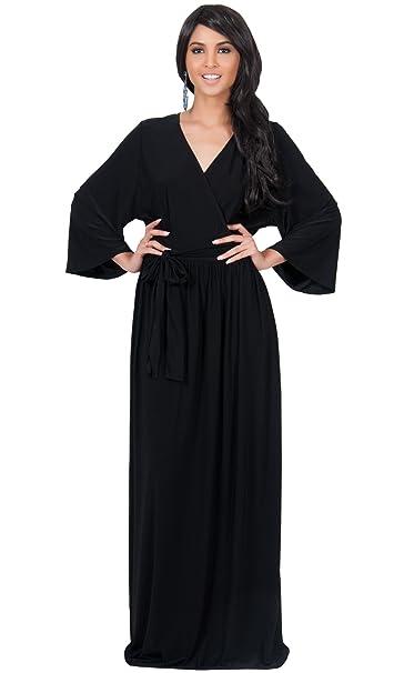 Plus size black maxi dress uk