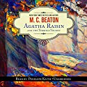 Agatha Raisin and the Terrible Tourist Audiobook by M. C. Beaton Narrated by Penelope Keith