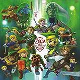 The Legend of Zelda 25th Anniversary poster 24 inch x 24 inch / 13 inch x 13 inch
