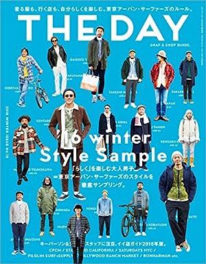 THE DAY (ザデイ) winter 2016年 3月号 [雑誌]