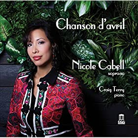 20 Melodies (text by J.F. Regnard and L. Bouilhet): No. 1. Chanson d'avril