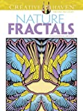 img - for Creative Haven Nature Fractals Coloring Book (Creative Haven Coloring Books) book / textbook / text book