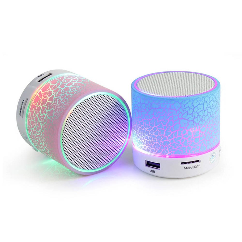 50% Off Or More Off On Bluetooth Speakers By Amazon | Captcha Mini Mushroom Portable Bluetooth Mobile/Tablet Speaker (Assorted Color) @ Rs.289